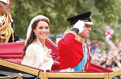 王子大婚 喜慶高雅的盛會