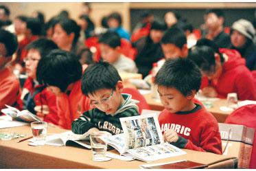 弱智社會? 中國人為何不愛閱讀