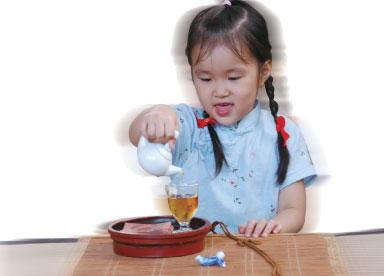 台灣挑tea 5│ 兒童茶道