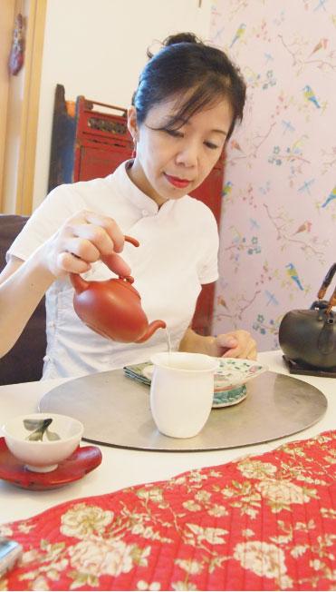 融入儒學 赤子之心出好茶