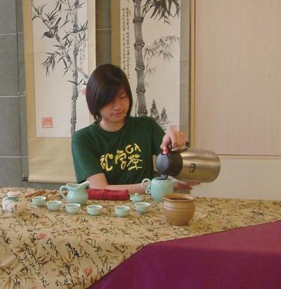 以茶學禮改變品性 成效驚人