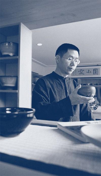 陶人》天目碗名家江有庭專訪 陶與藝的演繹
