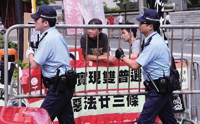 中共全面插手香港 民怨再升溫