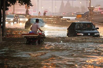 暴雨檢驗城市的良心—下水道