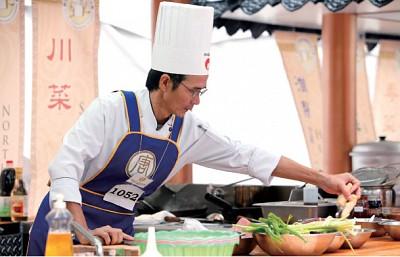 深入大陸訪菜 吳崇榮找到中國傳統味