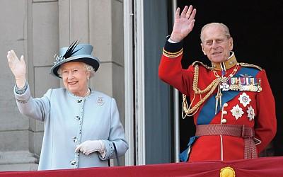 流金歲月│愛丁堡公爵 相伴女王半世情緣