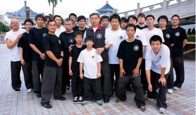 神傳回歸   大內八極拳 武術奇學在台灣