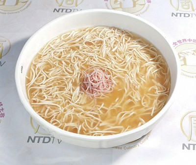 廚師的湯 天然調料烹真味