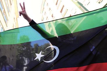 茉莉花終結卡扎菲 獨裁垮臺!