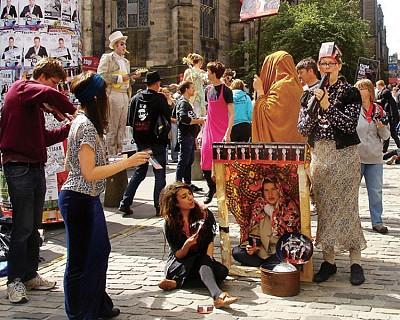 節慶聚焦 | 經典vs.邊緣 愛丁堡國際藝術節