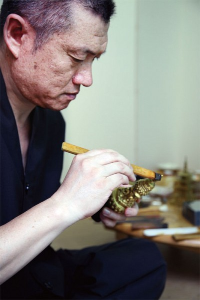 韓國「黃漆名人」具永國專訪