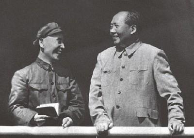 毛澤東與林彪的權鬥黑幕