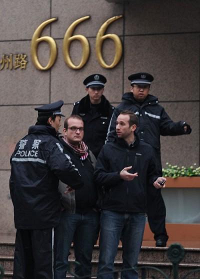 中共媒體大舉而入 美議案阻遏要求對等互派