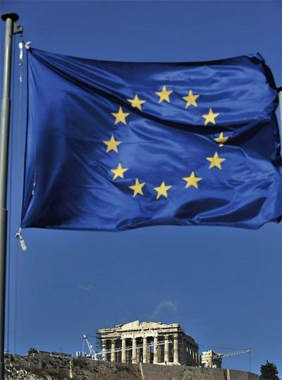 希臘悲劇啟示錄 歐元的今天 歐盟的明天