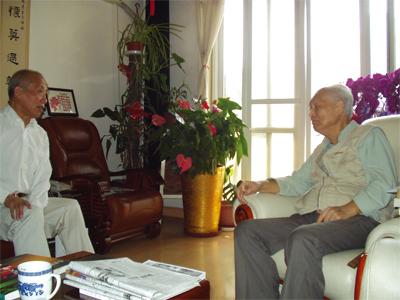 歷史讓我們徹底清算毛澤東反人類罪行——我和李銳老人一席談