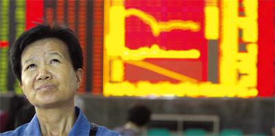 「沒媽」的中國股市