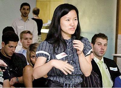 姐姐妹妹一起來——專訪國際青年義工組織Robogals創始人瑪麗塔‧陳