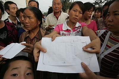 山河變色 重金屬毒害中國