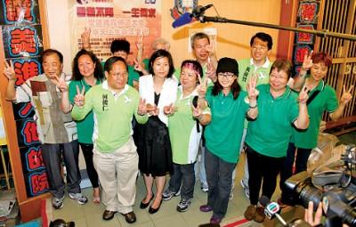 香港區選泛民挫敗 改變思維是要務