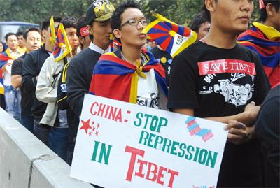 「和平協議」:西藏不能,臺灣又怎麼能?