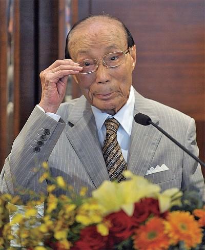 104歲邵逸夫 寫就傳奇人生