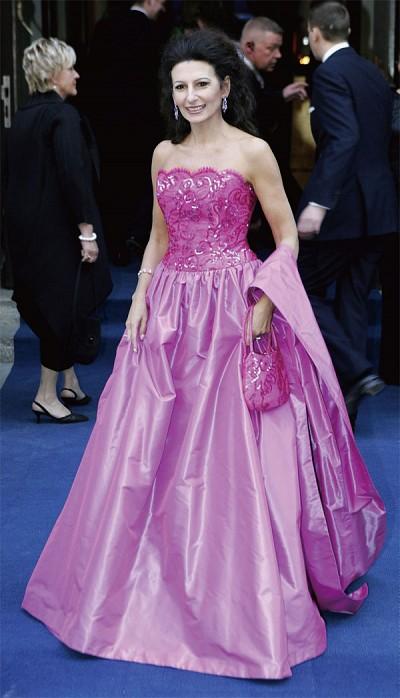 世界「美聲皇后」阿麗貝爾蒂專訪