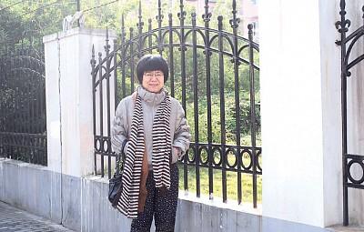上海律師李天天 逆境中綻放的奇葩