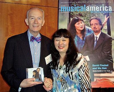 躋身音樂美國名人堂 華裔女性第一人吳菡