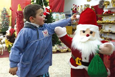 「是的,聖誕老人是存在的」