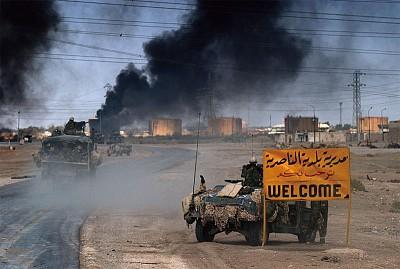 2012九大猜想之5  新兩伊戰爭