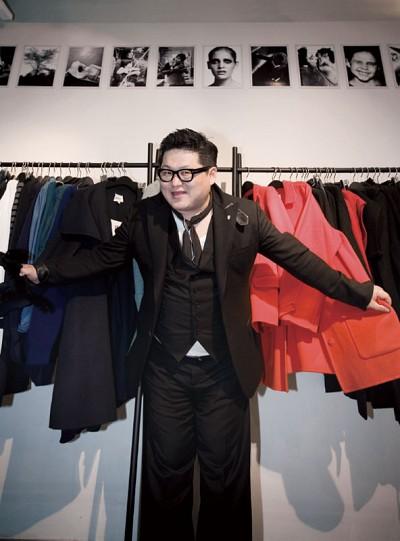 韓國頂級形象設計師鄭潤基專訪