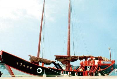 旅人手札|臺灣船(上)椰風蕉雨之島