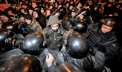 「俄羅斯之冬」浪潮不絕