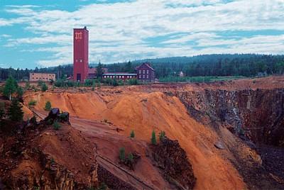 古蹟的故事|千年起落 瑞典法倫銅礦亮眼依舊
