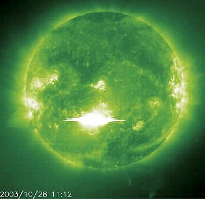 太陽風暴侵襲 科技生活預警