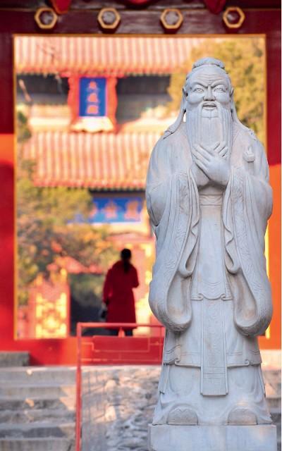 中國與西方的「軟實力」戰爭