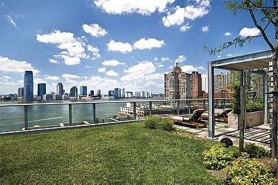 城市魅力|曼哈頓邂逅最綠住宅大樓