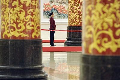 北京兩會 公開內訌