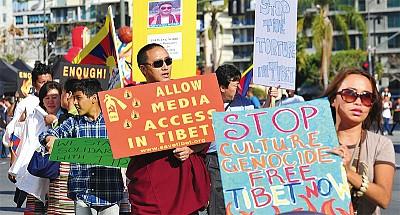 藏人在反抗什麼?