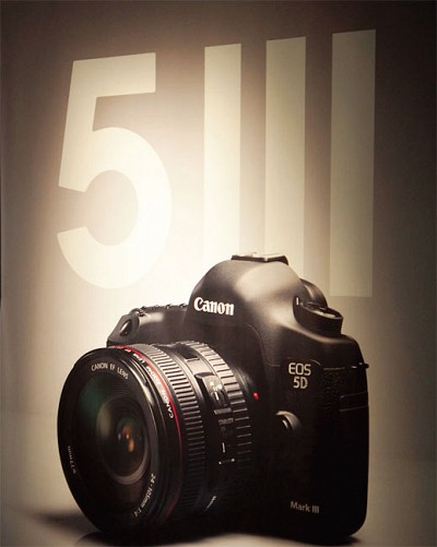 3C 新產品 佳能5D Mark III的實力體驗