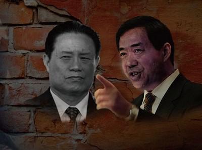 政法委濫權 中國不穩定因素