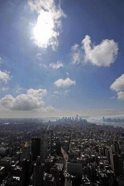 城市魅力|春在紐約