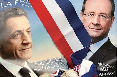 薩科齊首輪落敗 法國大選牽動歐債危機