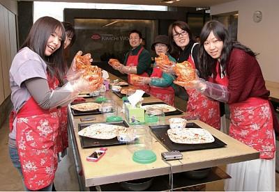 >流行文化|親手做泡菜 韓食文化體驗