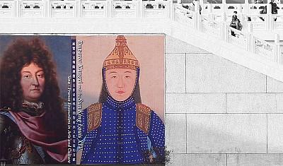 >中國熱的失落與復甦--康熙大帝和太陽王奇妙交會