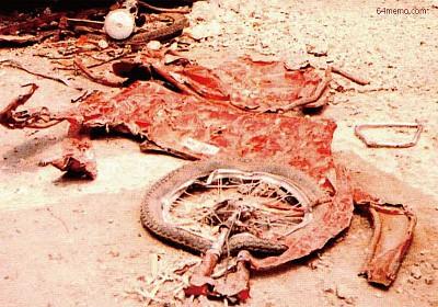 越戰老兵親歷六四屠殺現場: 比越戰還慘!