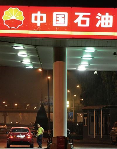 中石油AV女優門曝光18大前哨搶位戰