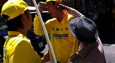 短兵相接  胡錦濤訪港前再遭政治捆綁