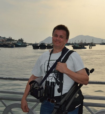 專訪生態旅遊家馬丁.威廉姆斯博士——走進自然 守護香港生態