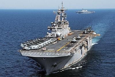 美國戰略轉移亞太 海軍新武器將亮相